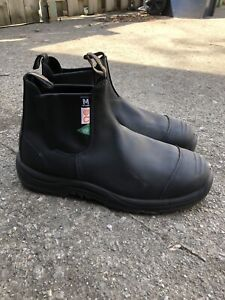 Blundstone safety boots size US 14