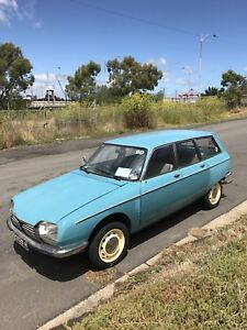 Citroen GS wagon Maribyrnong Maribyrnong Area Preview