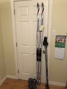 Cross Country Skis, Boots, Poles *BRAND NEW*