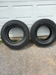 265-70-17 destination tires two