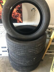 245 50 R20 good year tires