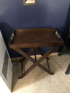Small Serving Table