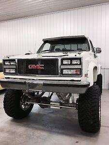 1985 GMC SHOW TRUCK