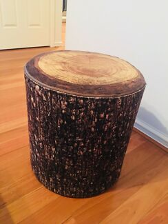 Gorgeous seat/stool that looks like a tree stump & tree stump stools | Gumtree Australia Free Local Classifieds islam-shia.org