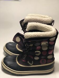 Sorel Winter boots Ladies size 7