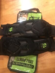 Overload elbow pads