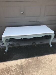 French Provincial Coffee table.