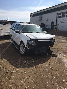 Parting out 2011 ford expedition limited