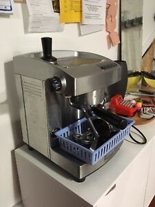 Coffee machine sunbeam cafe series in brisbane region qld coffee machine 11000 sunbeam cafe series fandeluxe Images