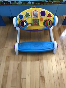 Activity table and Race Track