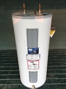 Used water heater