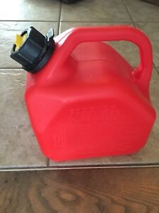 Gas can, 5 litre