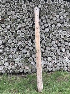 8' fence posts for sale