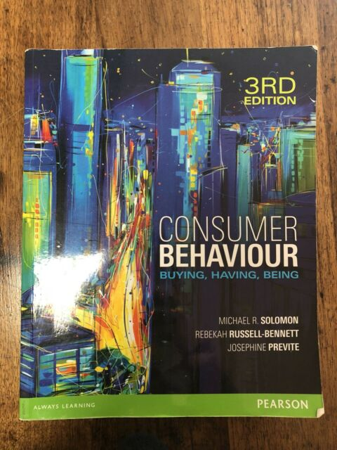 Pdf] consumer behaviour: buying having and being third canadian.