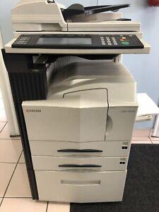 Photocopier, scanner, fax machine