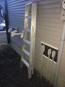 6ft Aluminum painter's ladder