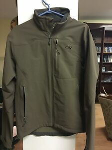 "Outdoor research ""cirque"" softshell"