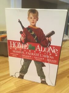 Home Alone Collection DVD set. Like New. $10