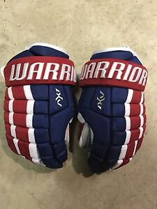 Hockey Gloves - Pro Stock MTL Canadiens
