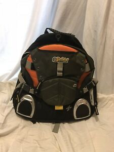Dr. Grind back pack with sound system