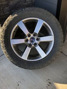 2017 F-150 Rims and Tires
