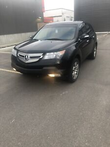 2008 Acura MDX Tech Package. FULLY LOADED! MINT!