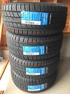 NEW 255/50R19 One set $550 Tax In