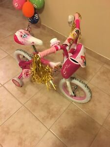 """KIDS BICYCLE 14"""" INCH BICYCLETTE  PRINCESS EDITION"""