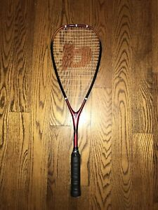 Squash racquet The Boz in great condition 26""