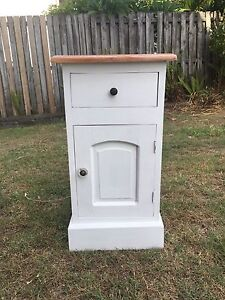 Classy bed side cabinet Mermaid Beach Gold Coast City Preview