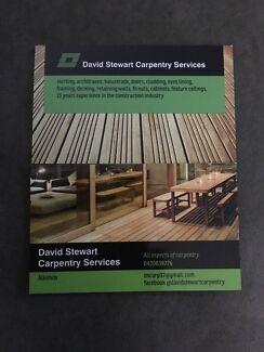 David Stewart Carpentry