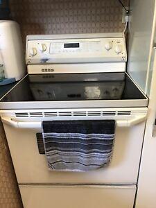 Kitchen Aid stove Superba Selectra