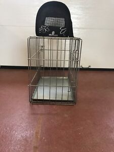 Cages et sac de transport chat chien