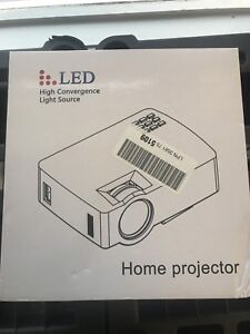 BNIB LED High Convergence Light Source Home projector
