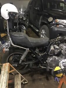 Suzuki 750 parts bike