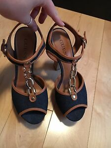Guess shoes size 8.5 like NEW