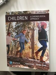 Children: A Chronological Approach 5th edition