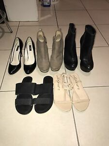 Windsor Smith, Zara, Betts & Milu Shoes, selling cheap! Camp Hill Brisbane South East Preview
