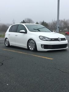 2010 Volkswagen GTI AWD swapped
