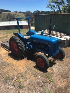 40hp Fordson Major Tractor