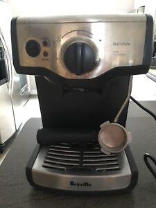 Breville BarVista 15 bar espresso machine