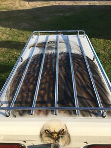 Tent /cargo trailer for motorcycle