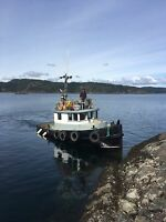 Tug services