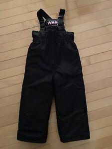 Black snow pants - joe