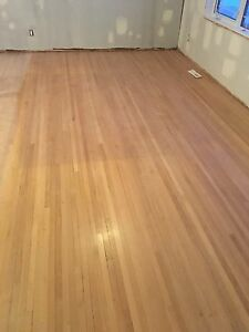"Free 1 3/4"" red oak flooring"