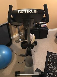 TRUE ES900 Upright Exercise Bike