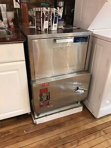 Knight Industrial dishwasher