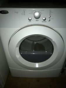 Amana tandem 7300 washer and dryer