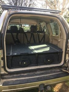Outback Drawers And Cargo Barrier Other Parts Accessories
