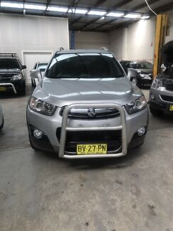 2011 holden Captiva lx turbo diesel automatic 7 seater Lambton Newcastle Area Preview